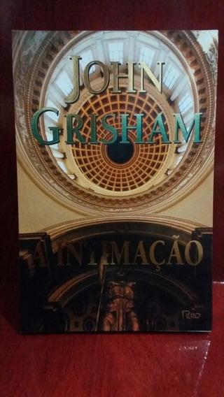 Livro: A Intimação Jonh Grisham