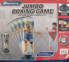 Jumbo Kickboxing Game