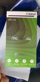 Moto G7plus Nuevo Sellado