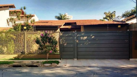 Casa Com 4 Dormitórios À Venda, 380 M² Por R$ 1.720.000,00 - Setor Sul - Goiânia/go - Ca0271