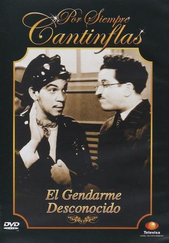 El Gendarme Desconocido Por Siempre Cantinflas Pelicula Dvd