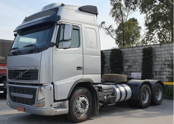 Fh 540 Globetroter Manual 6x2 Ano 2011