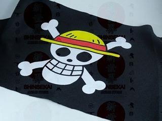 Bandera De Los Mugiwara One Piece Japón Luffy