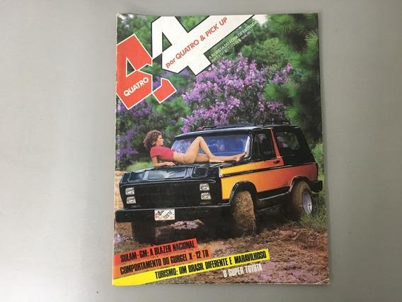 Revista 4x4 & Pick-up N.o 02 - Fevereiro 1983