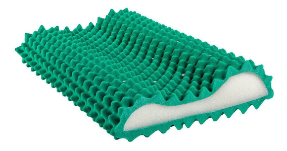 Travesseiro Magnético Anatômico Pillow Contour Kenko Premium
