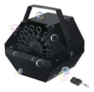 Maquina De Burbujas Control Remoto Inalambrico 25w Oferta