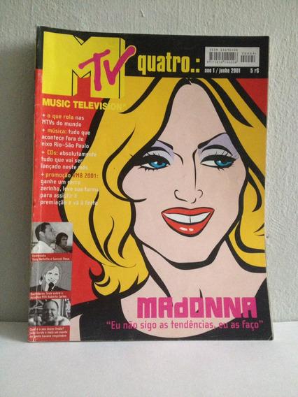 Revista Mtv 4 - Maddona