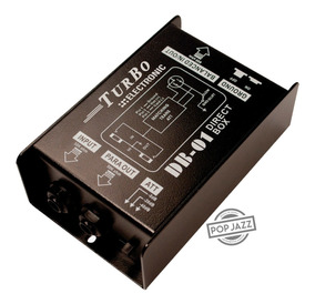 Direct Box Passivo Turbo Eletronic Db-01