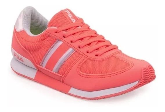 Zapatillas Fila Retro Sport 2.0 Mujer Urbana Original Envio