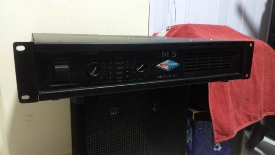 Amplificador De Potência Mea. Áudio M5