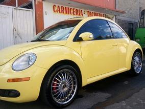 Volkswagen Beetle 2.5 Glx Piel R 17 Mt 2006