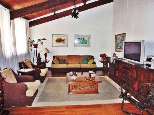 Casa À Venda, 6 Quartos, 4 Vagas, Santa Lúcia - Belo Horizonte/mg - 13237