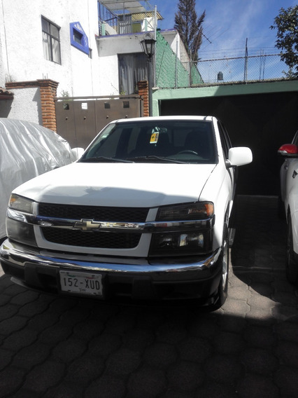Chevrolet Pick Up Colorado Crew Cab 2009 Doble Cabina, 5 Cyl