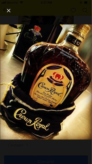 Whisky Crow Royal 1 Lt Original Canada