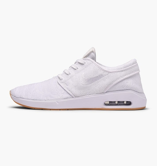 Zapatillas Nike Sb Air Max Janoski 2 Blancas