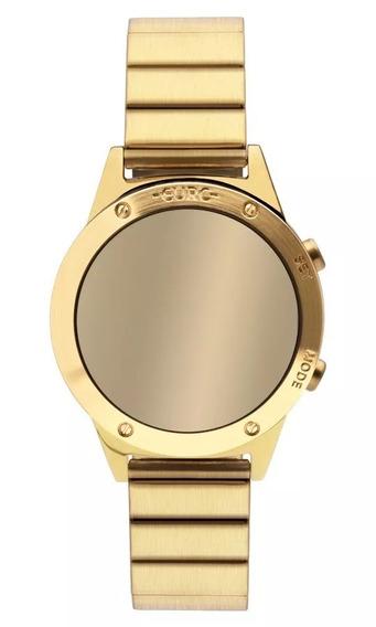Relogio Dourado Espelhado Euro Eujhs31bab/4d Sabrina Sato