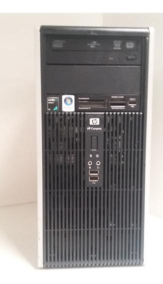Computador Cpu Hp Compaq 5750 2gb Hd 160gb