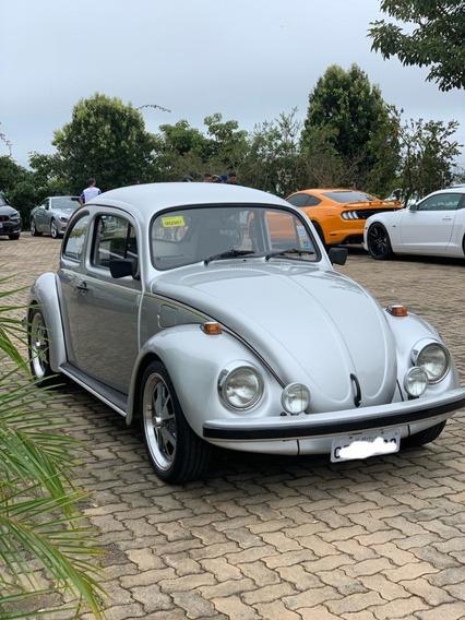 Volkswagen Fusca Itamar De Luxo 1996 De Luxo