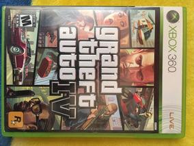 Jogo Gta Para Xbox 360 - Original