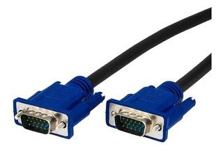 Cable Vga Macho A Macho Para Monitor Proyector 10m 10 Metros