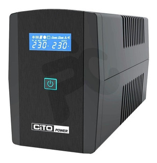 Cito Ups 2200va 1320w Power Line-interactive Envio Gratis