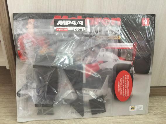Miniatura Fascículo 09 Mclaren Honda Mp4/4 - Ayrton Senna