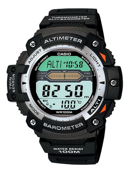 Relógio Casio Sgw-300h-1avdr Termômetro Altímetro - Refinado