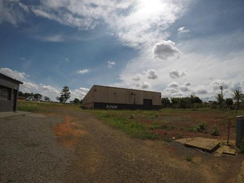 Galpão Para Alugar, 3800 M² Por R$ 35.000,00/mês - Jardim Santa Rita De Cássia - Santa Bárbara D'oeste/sp - Ga0260