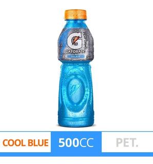 Gatorade Cool Blue 500ml Pack X 6