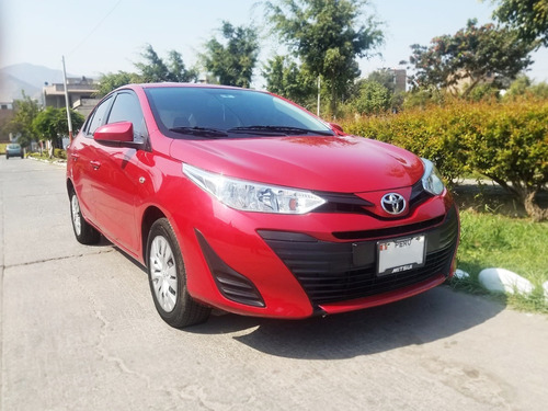 Toyota Yaris Gli 2018