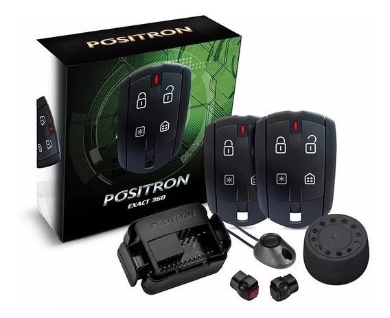 Alarme Carro Positron Cyber Ex360 Universal Desliga Som 2019