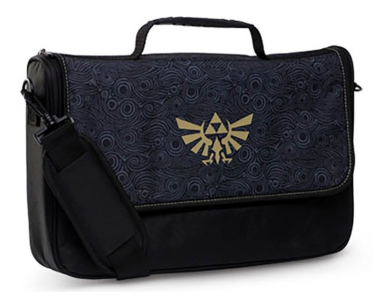 Case Bag Mochila Nintendo Switch Zelda Bros Power A