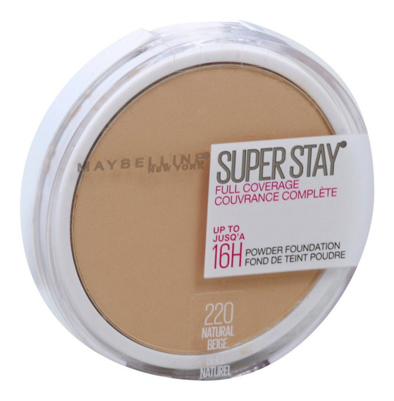 Polvo Compacto Maquillaje Maybelline Superstay Full Coverage