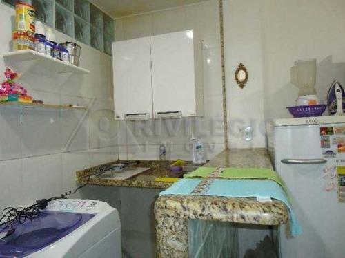 Imagem 1 de 12 de Apartamento À Venda, 1 Quarto, Copacabana - Rio De Janeiro/rj - 3404