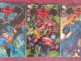 Cómics Superman & Batman Un Nuevo Tipo De Kriptonita
