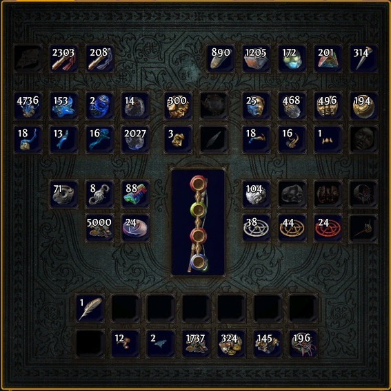 20x Exalted Orb - Path Of Exile Pc - Standard - Pack