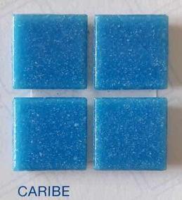 Mosaico Veneciano Caribe Cancun Diamond 2x2 Alberca
