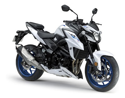 Promoção Suzuki Gsx-s 750za Abs 0km Branca- Modelo 2019/2020