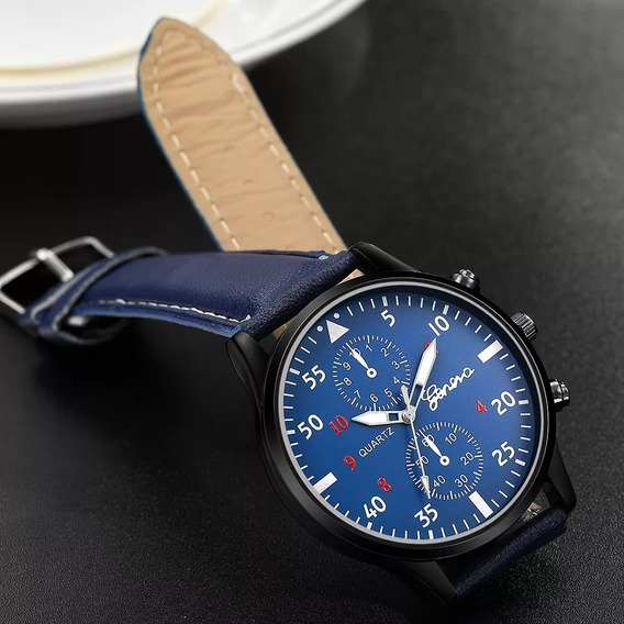 Relógio Masculino Quartzo Genova