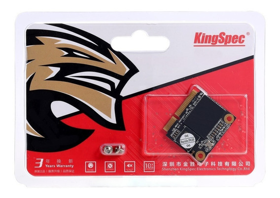 Ssd Msata Half Size 256 Gb Kingspec Dell Vostro 5470 Estoque