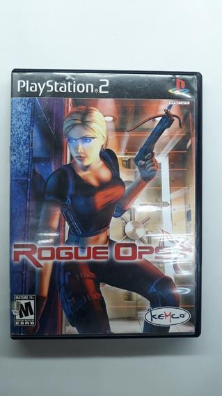 Rogue Ops - Original - Ps2 - Playstation 2