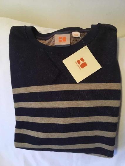 Sweater Boss Orange Original Talla Xl Nuevo