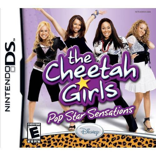 The Cheetah Girls Pop Star Sensations - Ds
