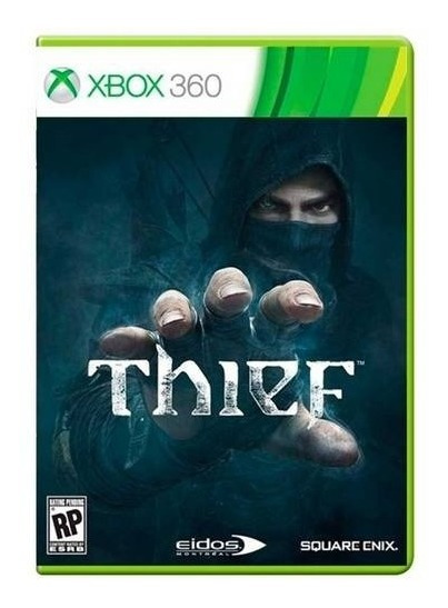 Thief - Xbox 360 Thief Mídia Física