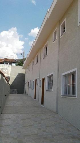 Casa Com 2 Dormitórios À Venda, 75 M² Por R$ 450.000,00 - Vila Mazzei - São Paulo/sp - Ca1673
