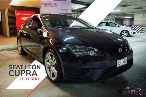 Seat Leon 2.0 T Cupra 2015