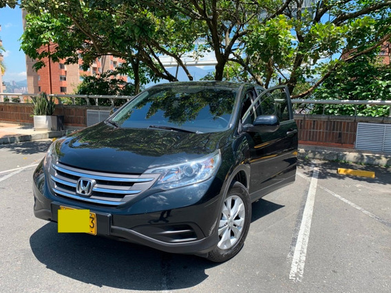 Honda Cr-v City Plus 2014 Negra, At, 5 Puertas.