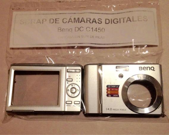 Cámara Digital Benq Dc C1450 - Scrap De Carcasas - Leer!