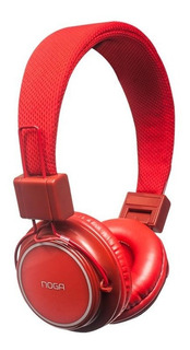 Auriculares Inalambricos Bluetooth Noga Ng-55bt Manos Libres