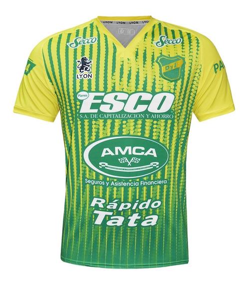Camiseta Defensa Y Justicia Lyon Titular 2020 Edicion Copa